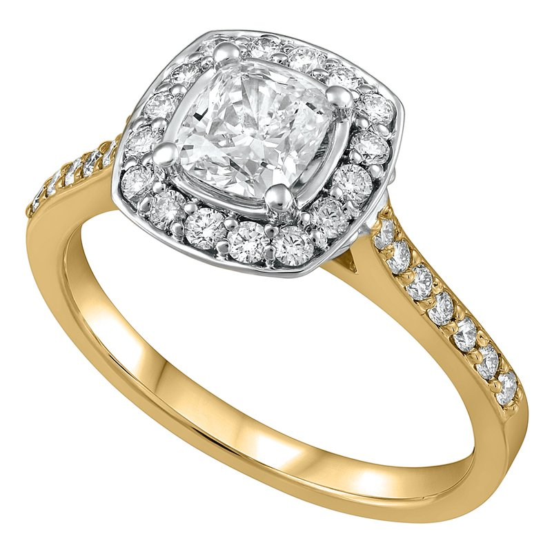 Forever Ice Forever Ice™ Canadian Diamond Engagement Ring