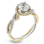 Simon G MR2708 ENGAGEMENT RING