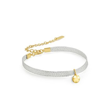 Ripple Ribbon Bracelet