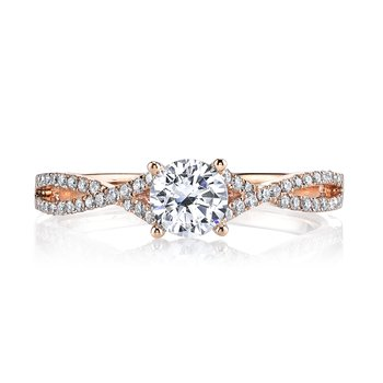 Diamond Engagement Ring 0.20 ct tw