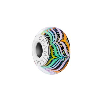 Celebrations Rainbow Charm - With Murano Glass