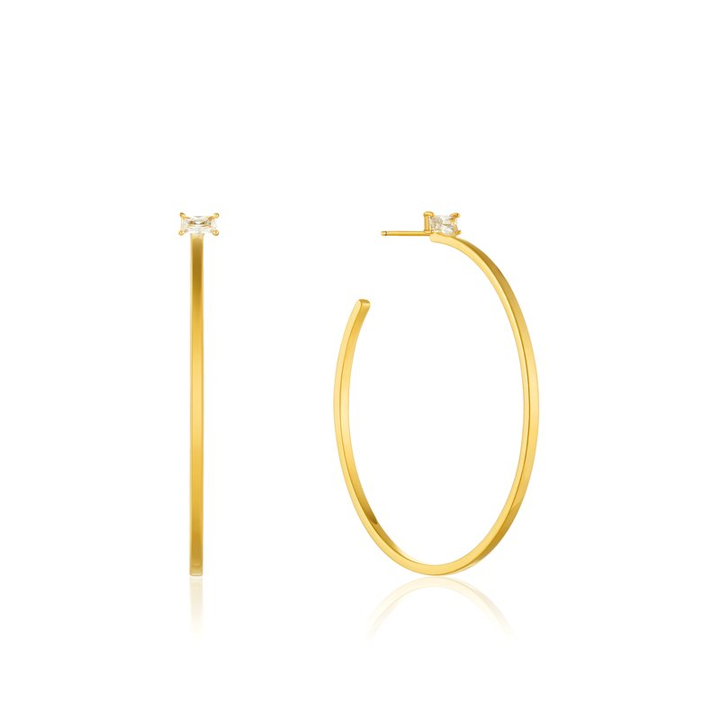 Ania Haie Glow Hoop Earrings