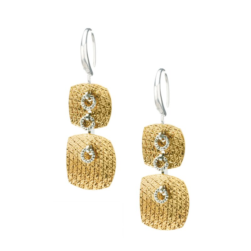 Frederic Duclos Wilma Earrings