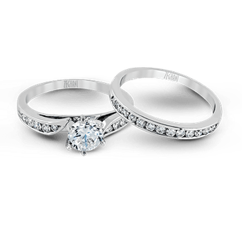 ZR398 WEDDING SET