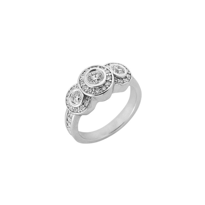 MAZZARESE Bridal Engagement Ring
