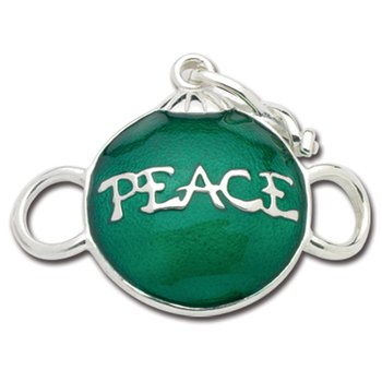 SB5682-B_PEACE ORNAMENT CLASP