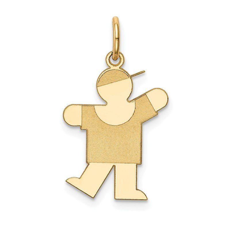 Arizona Diamond Center Collection 14k Kid Charm