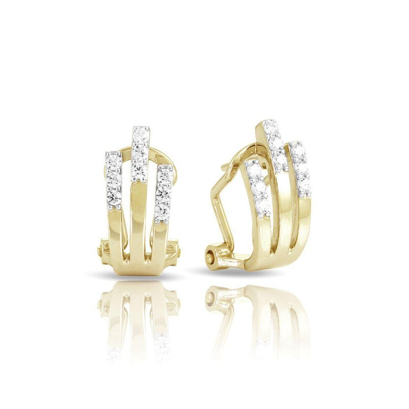 Belle Etoile Fontaine Earrings