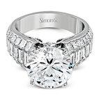Simon G MR2711 ENGAGEMENT RING