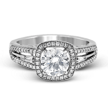 ZR1205 ENGAGEMENT RING