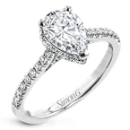 Simon G LR2342 ENGAGEMENT RING