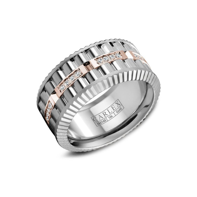 Carlex Carlex Generation 3 Mens Ring CX3-0030RWW