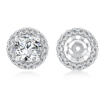 Diamond Earing Jacket ( .33 tw )