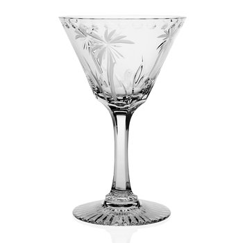 Alexis Martini Glass Clear