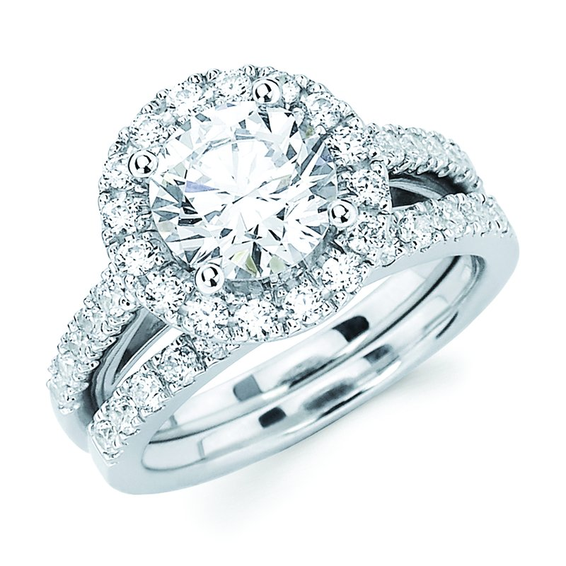 J.F. Kruse Signature Collection Ring RD B 0.60 STD