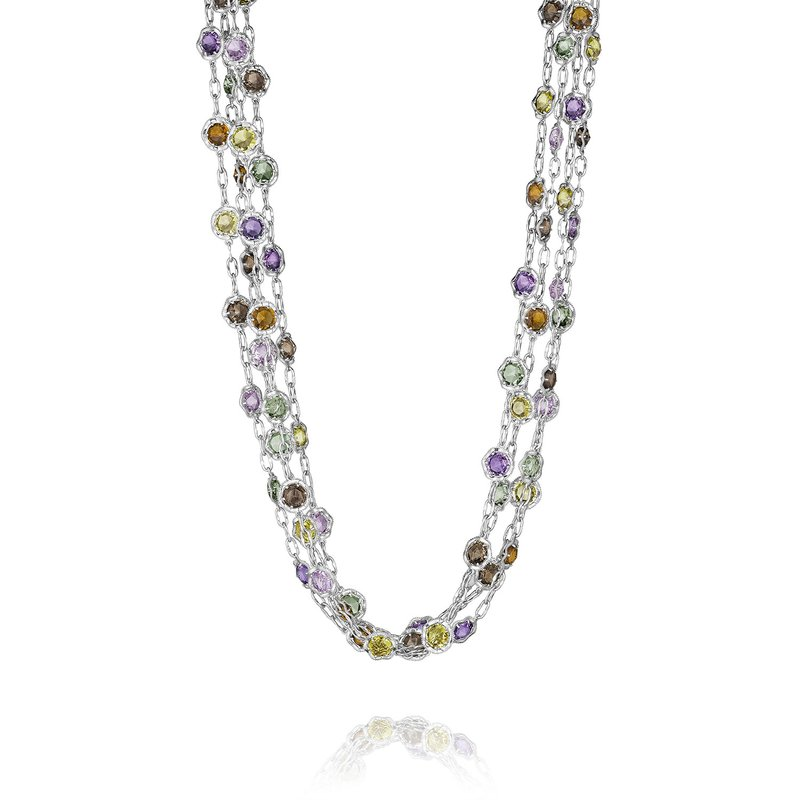 TACORI Multi-Chain Candy Drop Necklace