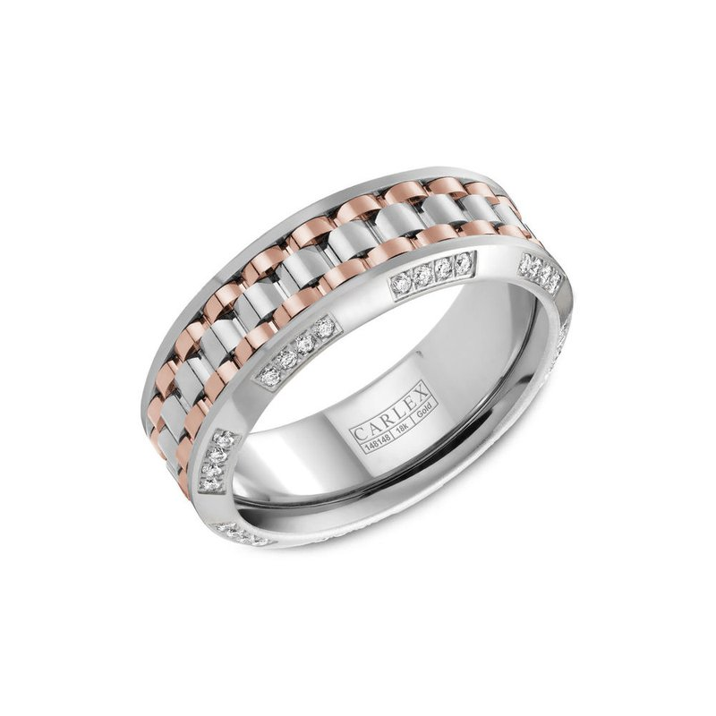 Carlex Carlex Generation 3 Mens Ring CX3-0011WRW