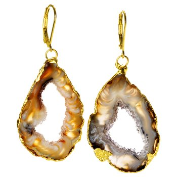 Venus Gold Earrings