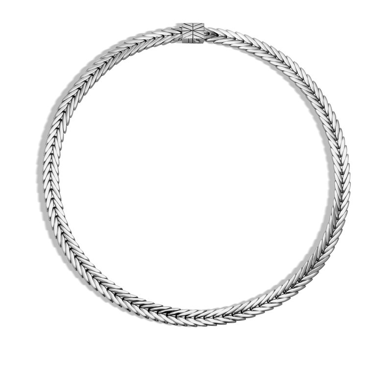 JOHN HARDY Modern Chain 8MM Necklace in Silver