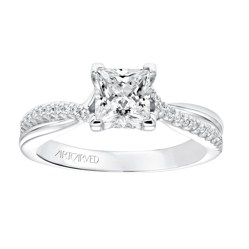 ArtCarved ArtCarved Tate Diamond Engagement Mounting