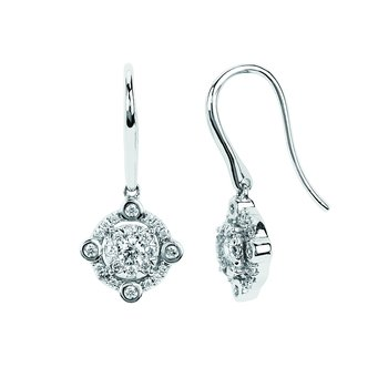 Earrings Rd V 0.52