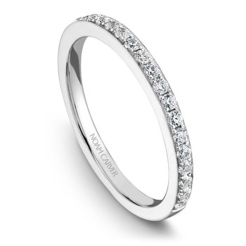 Noam Carver Wedding Band B006-02B