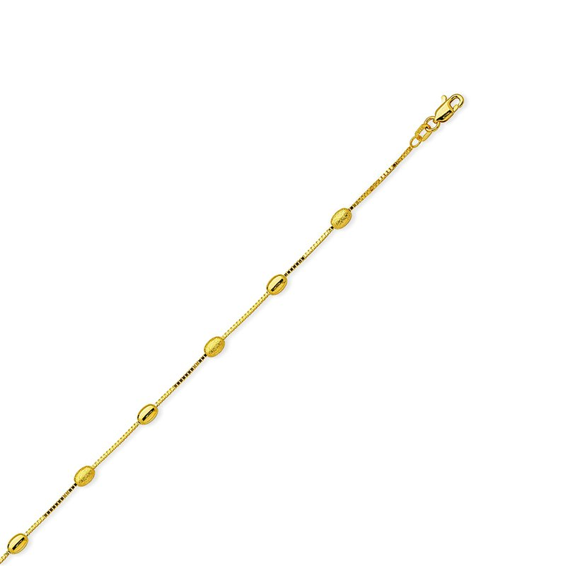 Midas Chain Anklets
