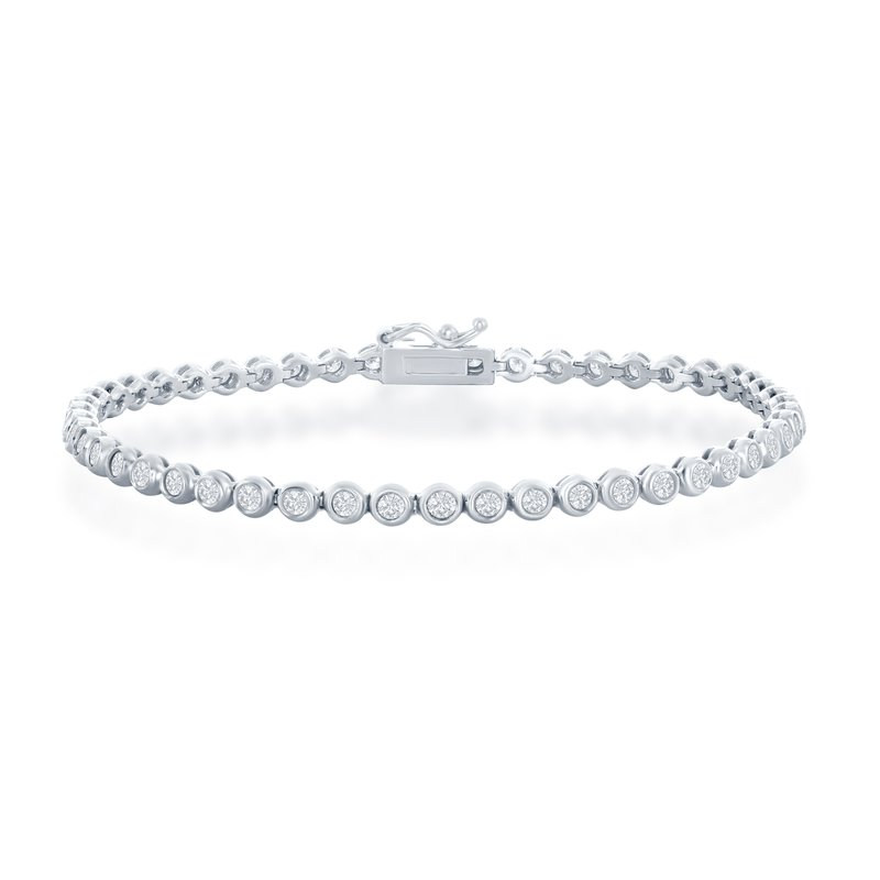Veer FULL MOON BEZEL BANGLE