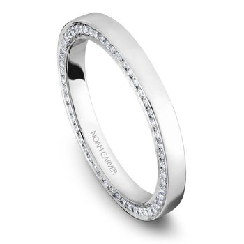 Noam Carver Wedding Band B042-03B