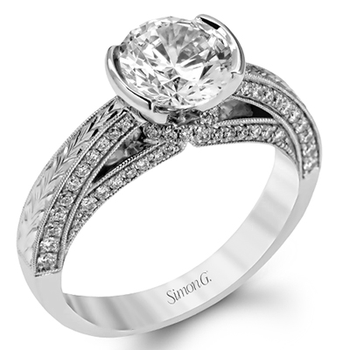 MR2499 ENGAGEMENT RING