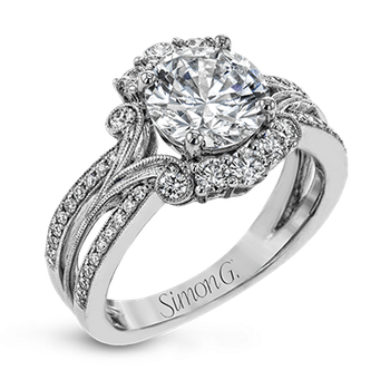 TR715 ENGAGEMENT RING