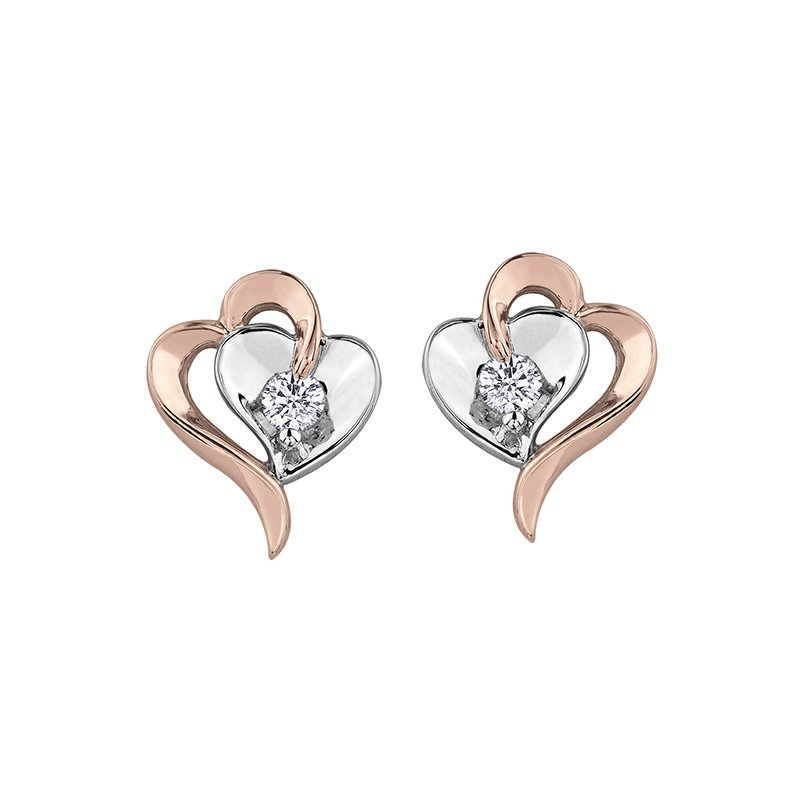 Canadian Forever Jewellery Canadian Diamond Earrings