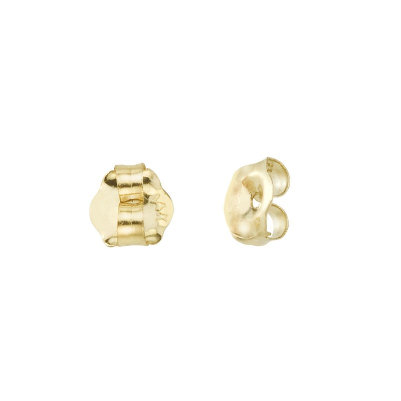 Kp Jewelers Color Merchants 14k Yellow Gold Replacement Earring