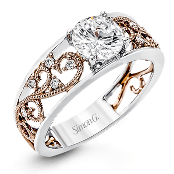 MR2115 ENGAGEMENT RING