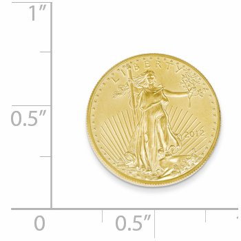 22k 1/10th oz American Eagle Coin