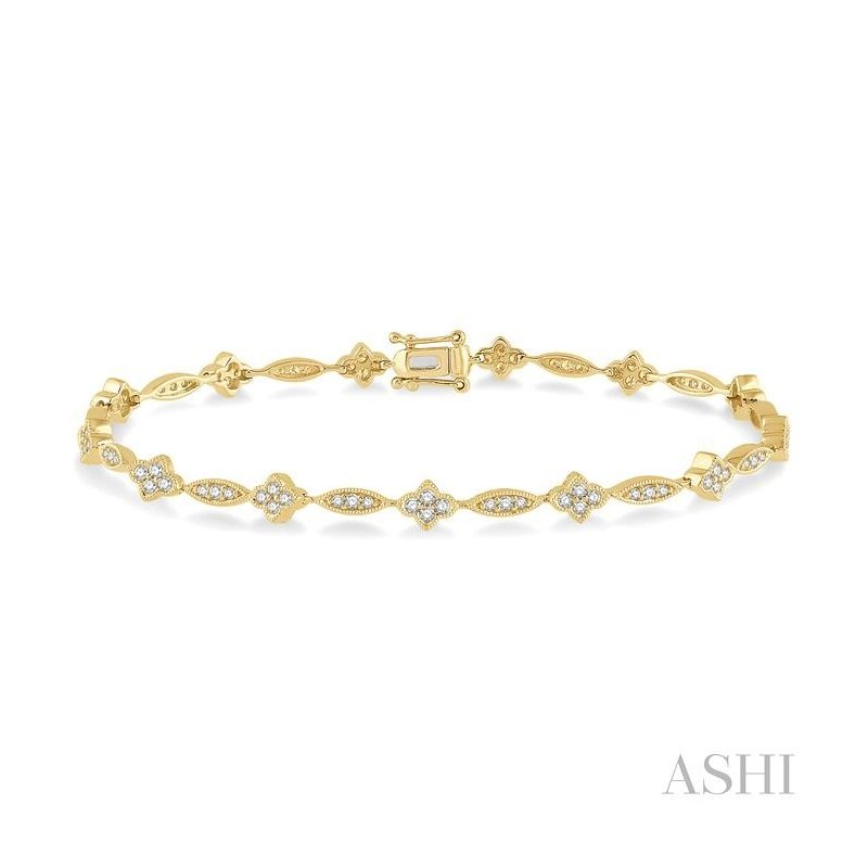 Gemstone Collection diamond bracelet