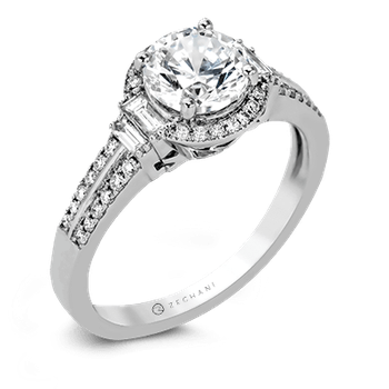 ZR1165 ENGAGEMENT RING