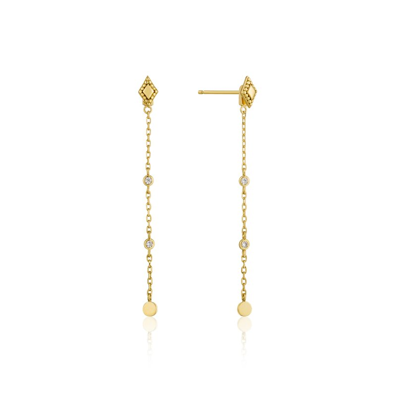 Ania Haie BOHEMIA DROP EARRINGS