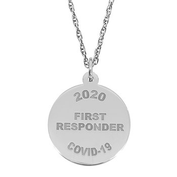 Covid-19 First Responder Necklace Set
