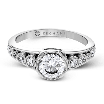 ZR1422 ENGAGEMENT RING
