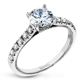 TR738 ENGAGEMENT RING