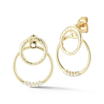 Diamond Odessa Earrings