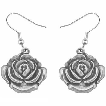 Earring, June/Rose