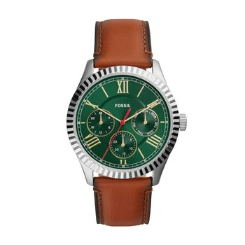Chapman Multifunction Luggage Leather Watch