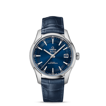 De Ville Hour Vision Omega Co-Axial Master Chronometer 41 mm