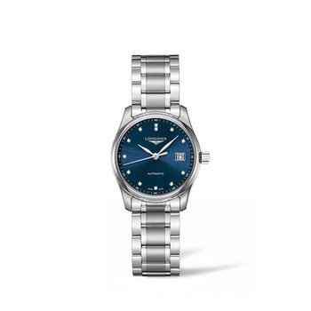 Master Collection 29mm Blue Dial Automatic