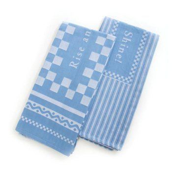 Rise & Shine Dish Towels - Set of 2