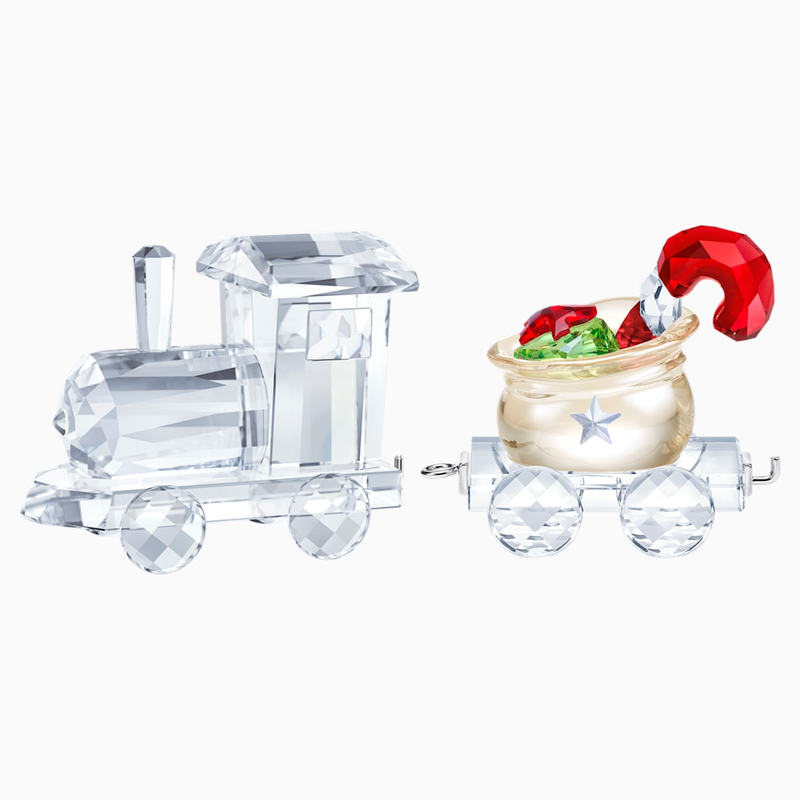 Swarovski Christmas Train Online Set