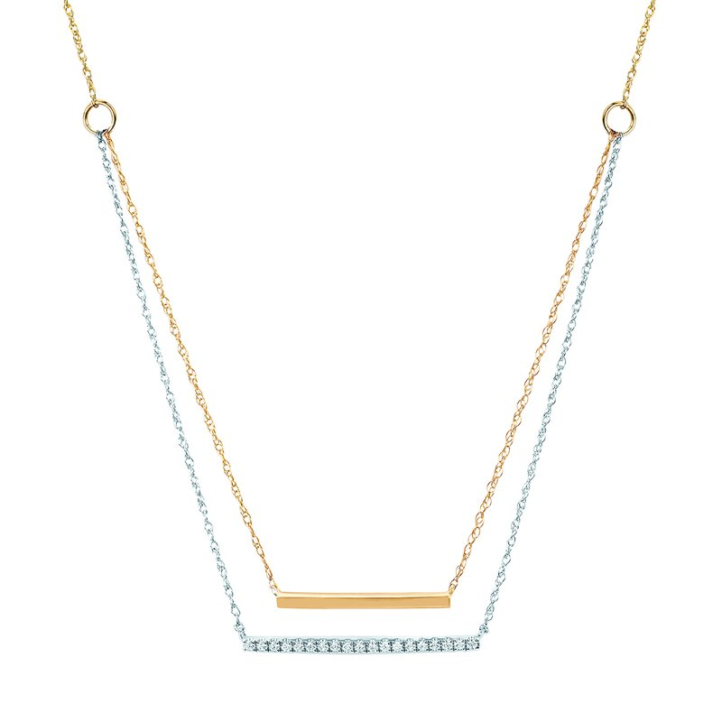 J.F. Kruse Signature Collection Pendant Rd V 0.095