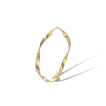Marrakech Yellow Gold Bangle